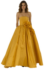 Yellow Sunshine Gown