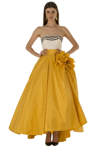 Yellow Sunshine Skirt