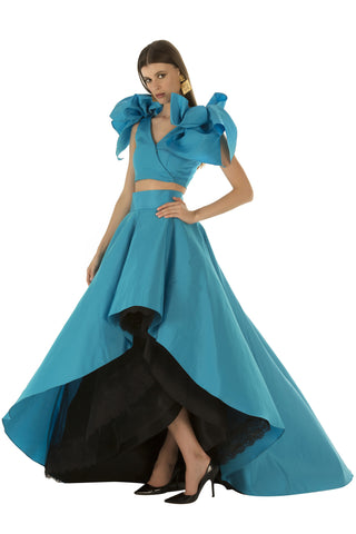 Blue Uprise Cinderella Skirt