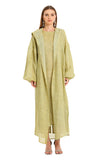 GREEN MARRAKESH ISABELLA KAFTAN