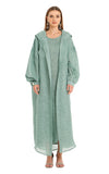 TEAL MARRAKESH ISABELLA KAFTAN