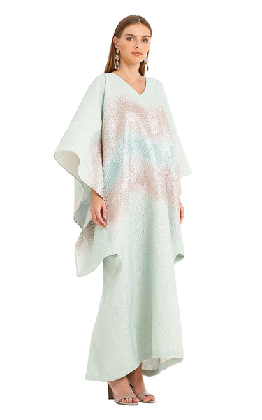TIFFANY GRADIENT ANTONIA KAFTAN