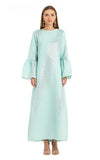 TIFFANY METALLIC ROSA KAFTAN