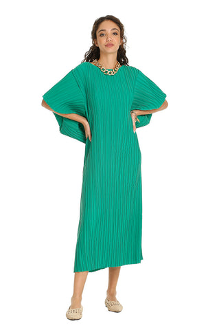 GREEN PLAYA MIDI KAFTAN