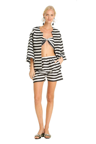 ARAYAS STRIPED SHORTS