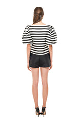 Striped Sailor Top