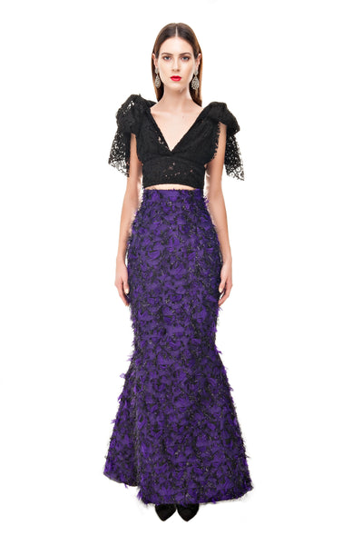Violeta Fish Tail Skirt