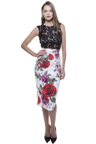 Diana Pencil Skirt