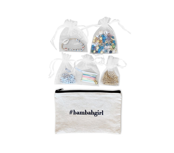 BAMBAH BEACH 'DIY' ACCESSORY KIT
