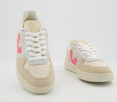 Veja Trainers Made From Sustainable Materials