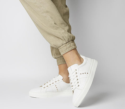Wear With Everything White Trainers