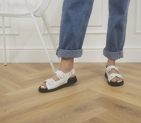 Comfy Summer Sandals from OFFICE Shoes