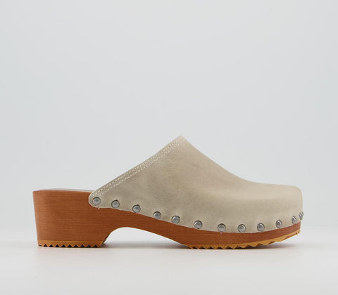 Womens Fall Out Camel Clogs by OFFICE Shoes
