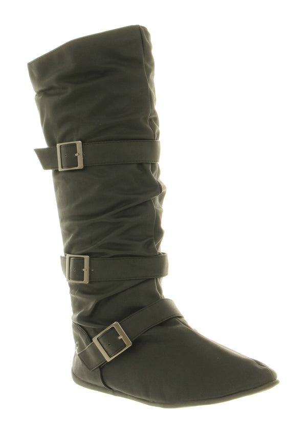 Womens Butterfly Twists Berkley Boot Black