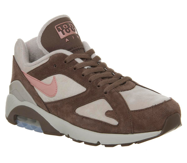 Womens Nike Air Max 180 String Rust Pink Baroque Brown Uk Size 7