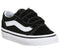 Kids Vans Old Skool (T) Black True White