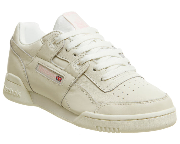 Womens Reebok Workout Plus Chalk Practical Pink