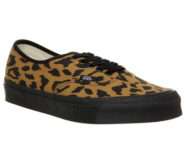 Mens Vans Og Authentic Lx Leopard