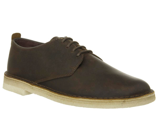 Mens Clarks Desert London Beeswax New Uk Size 8