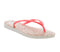 Kids Havaianas Slim Fashion Kids Coral Leopard
