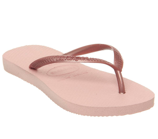 Kids Havaianas Slim Fashion Kids Ballet Rose
