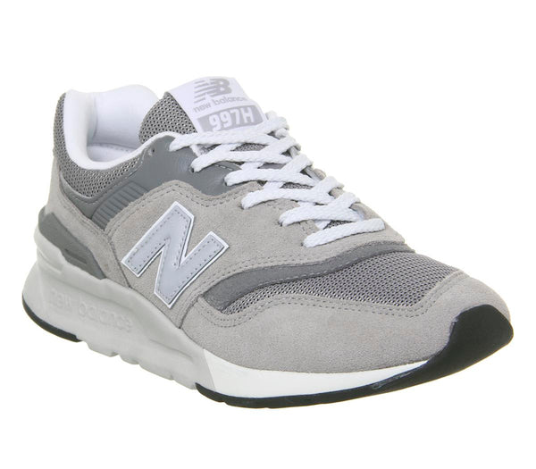 Mens New Balance M997 Marblehead Silver Uk Size 7