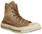 Unisex Converse All Star Hi 70s Trainers Choco Dyed Worn Look