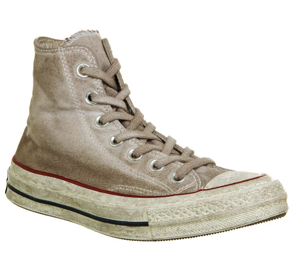 Mens Converse All Star Hi 70 S Wine Grey Dyed Uk Size 6