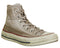 Unisex Converse All Star Hi 70s Trainers Wine Grey Dyed Worn Look
