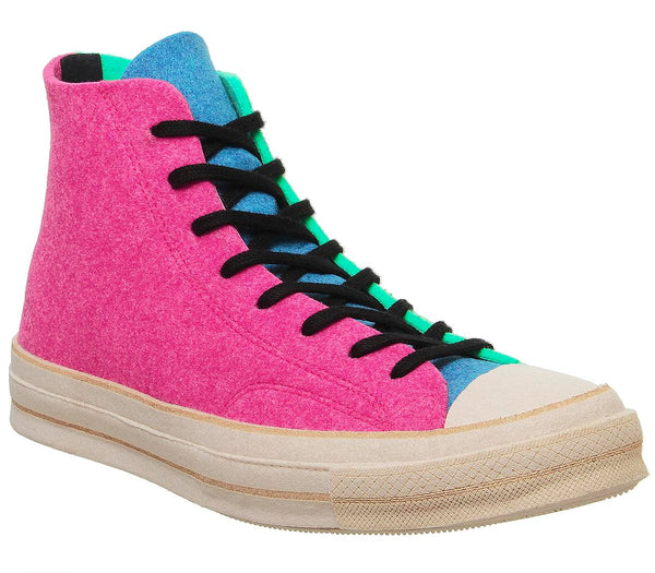 Mens Converse All Star Hi 70 S Jwa Fuchsia Purple Island Green