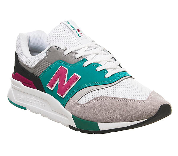 Mens New Balance 997 Nimbus Cloud Verdite