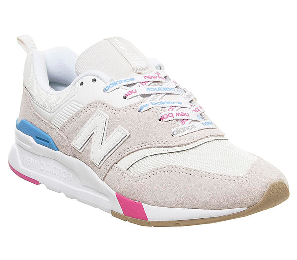 Mens New Balance 997 Sea Salt Light Carnival