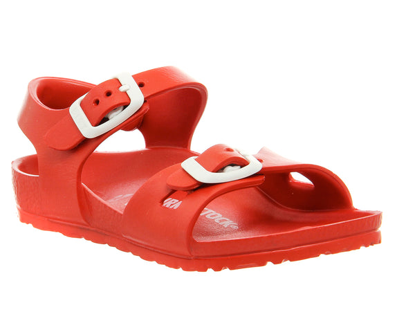 Kids Birkenstock Rio Eva Kids Red