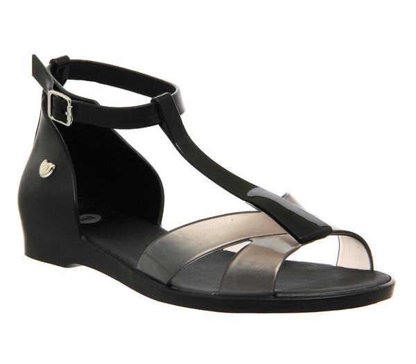 Womens Melissa Dance Sandal Black