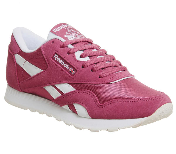 Reebok Cl Nylon Twisted Berry White Chalk