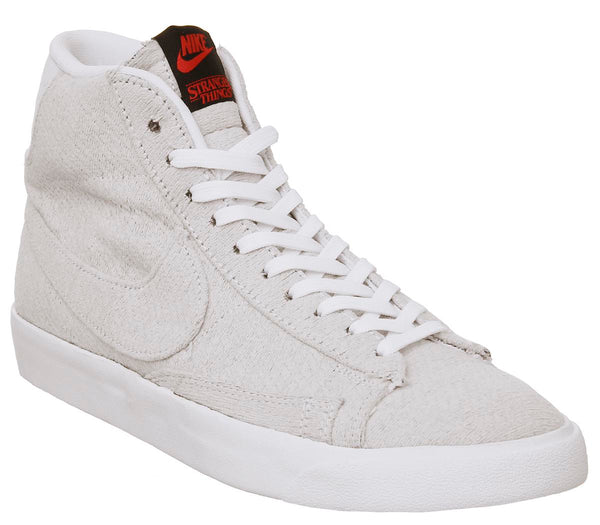 Mens Nike Blazer Mid St Sail Sail Deep Royal Blue Sail Qs