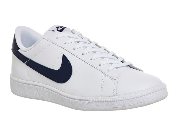 Mens  Nike  Nike Tennis Classic  White Navy  Uk Size 11