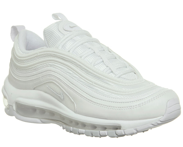 Womens Nike Air Max 97 White White Pure Platinum F Uk Size 5