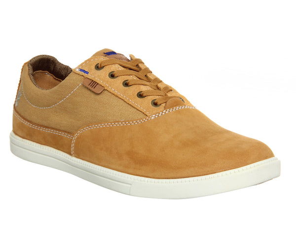 Mens Timberland Ek Fulk Oxford Wheat Nubuck