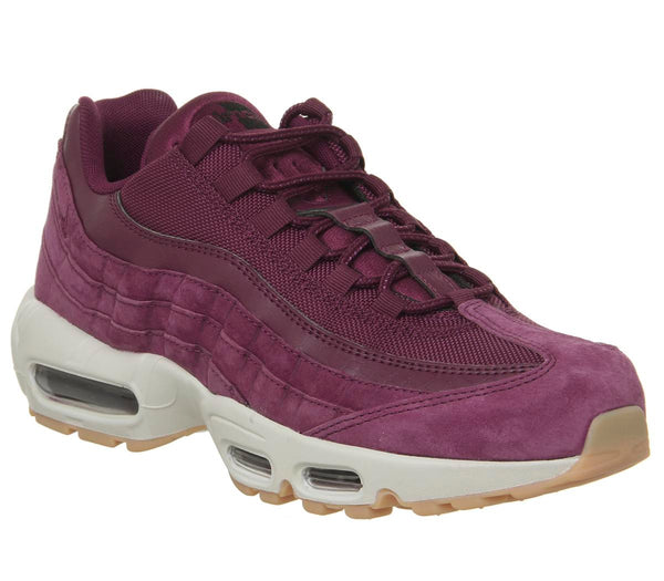 best loved 1f8ed 1aa78 Mens Nike Air Max 95 Bordeaux Desert Sand Uk Size 7