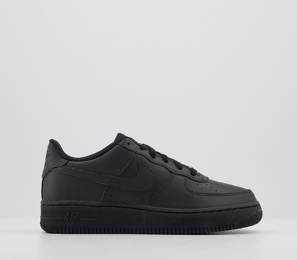 Odd sizes - Mens Nike Af1 Boys Black Black UK Sizes R5.5/L5