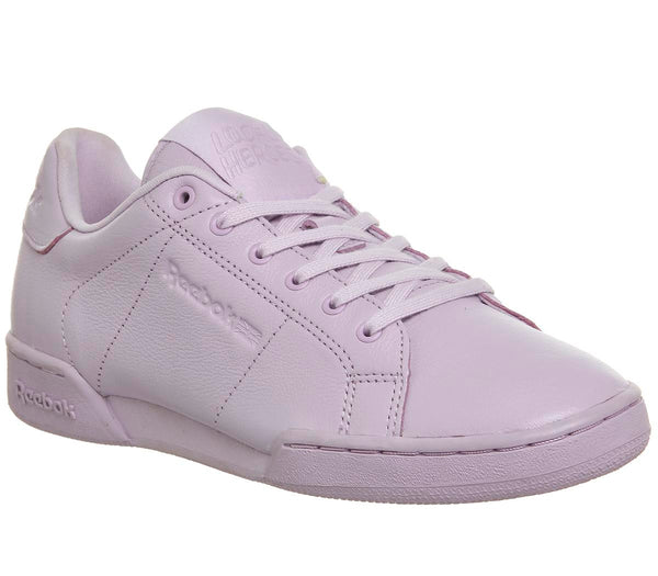 Womens Reebok Npc Uk 2 Pink Oasys Fur