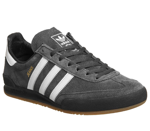 Mens Adidas Jeans Varbon Grey One