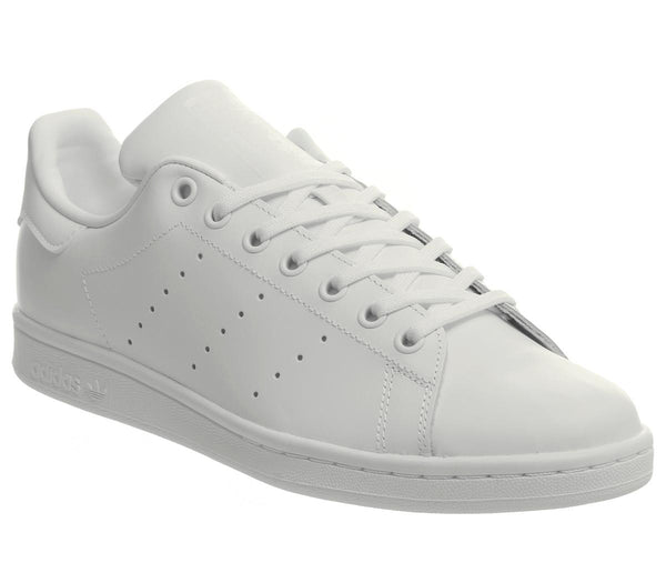 Mens Adidas Stan Smith Triple White Uk Size 10.5