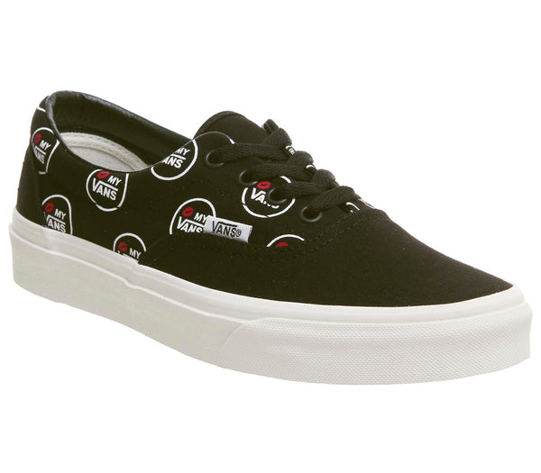 Vans Era Kmv Black Marshmellow