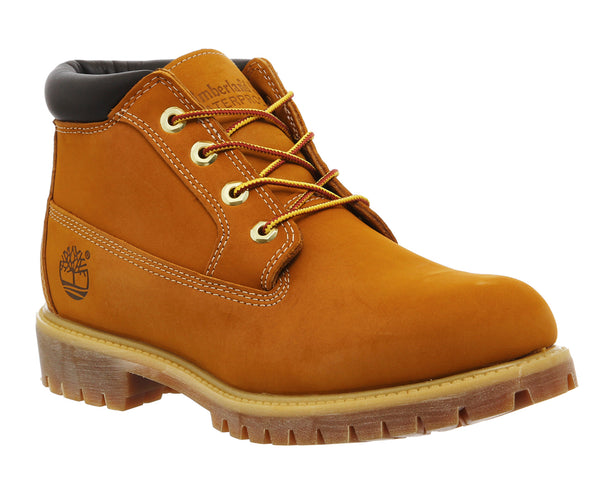 Mens Timberland Icon Chukka Wheat Leather