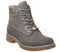 Womens Timberland Slim Premiuim 6 Inch Boot Eiffel Tower Grey