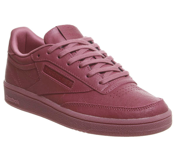 Reebok Club C 85 Face Twisted Berry White
