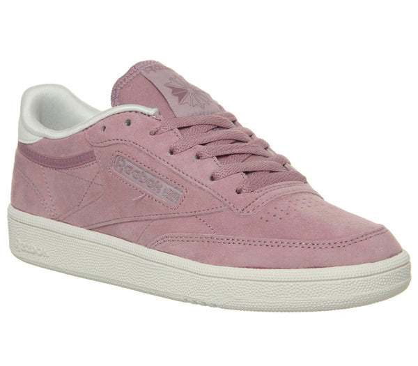 Womens Reebok Club C 85 Infused Lilac Chalk Premium Uk Size 4