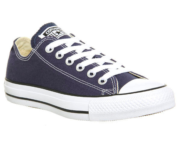 Womens Converse Converse All Star Low Navy Canvas Uk Size 3.5